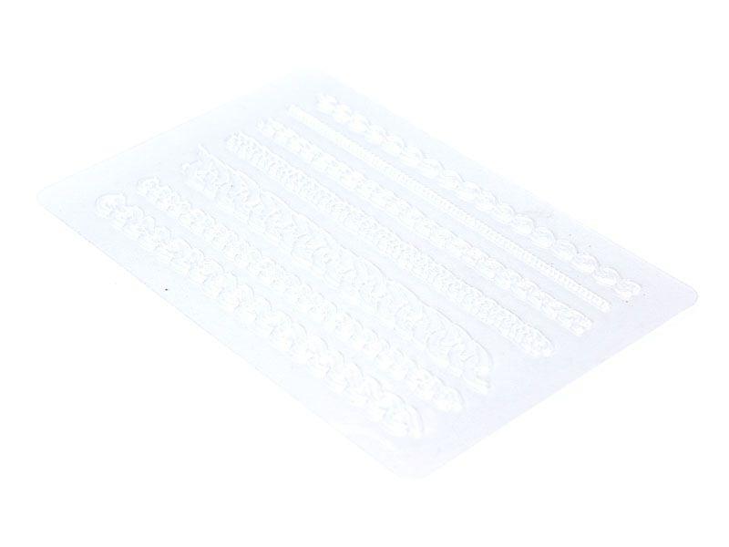 Plaque de texture Chaînettes