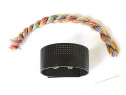 Kit de Bracelet à broder - Zig Zag