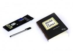 6 stylos assortis - Mini set de bureau
