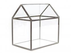Hausförmiges Terrarium