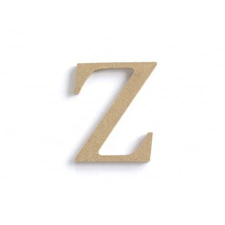 Acheter Lettre Z à customiser - en papier mâché - 0,89€ en ligne sur La Petite Epicerie - 100% Loisirs créatifs