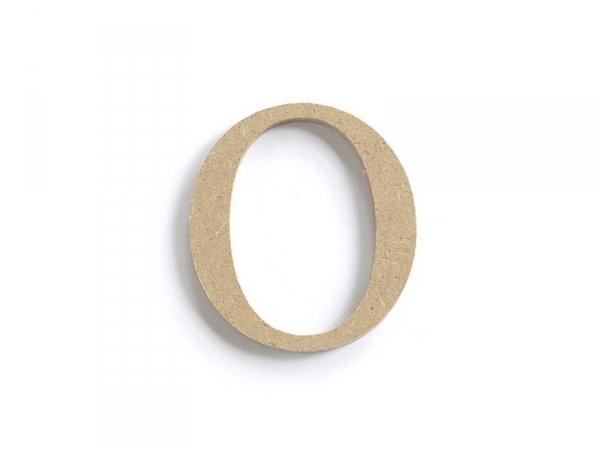 Acheter Lettre O à customiser - en papier mâché - 0,89€ en ligne sur La Petite Epicerie - Loisirs créatifs