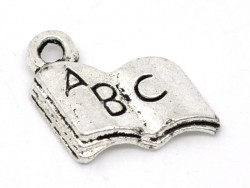 1 book pcharm - silver-coloured