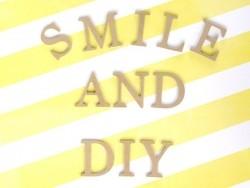 Lettre I à customiser - en papier mâché