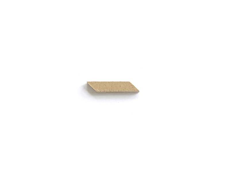 Acheter Symbole trait d'union à customiser - en papier mâché - 0,89€ en ligne sur La Petite Epicerie - Loisirs créatifs