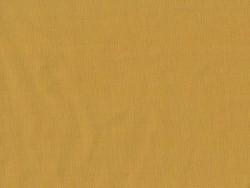 Tissu polycoton uni - jaune Moutarde Motif Personnel - 1