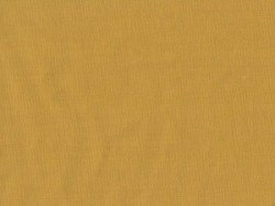 Tissu polycoton uni - jaune Moutarde