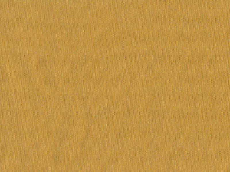 Cotton blend fabric - Mustard