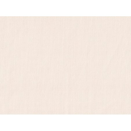 Cotton blend fabric - Meringue beige