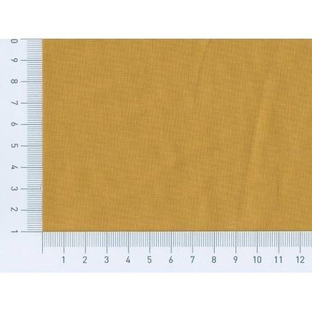 Acheter Tissu polycoton uni - jaune Moutarde - 0,89€ en ligne sur La Petite Epicerie - 100% Loisirs créatifs