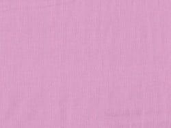 Tissu polycoton uni - mauve Guimauve