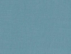 Cotton blend fabric - Teal