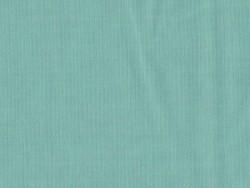 Einfarbiger Stoff aus Baumwollmischgewebe - Minze