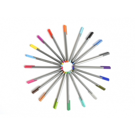 Acheter 20 stylos Triplus fineliner - Couleurs Brillantes - 24,90€ en ligne sur La Petite Epicerie - Loisirs créatifs