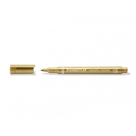 Acheter Feutre encre métallisée - Or - 1,69€ en ligne sur La Petite Epicerie - Loisirs créatifs