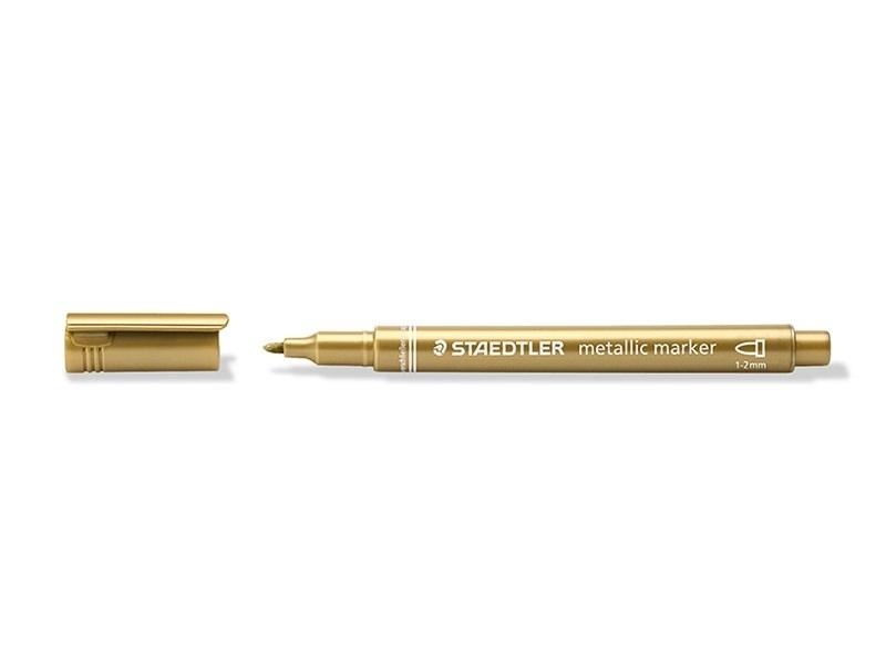 Metallic marker - gold