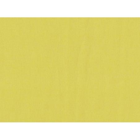 Tissu polycoton uni - vert fenouil