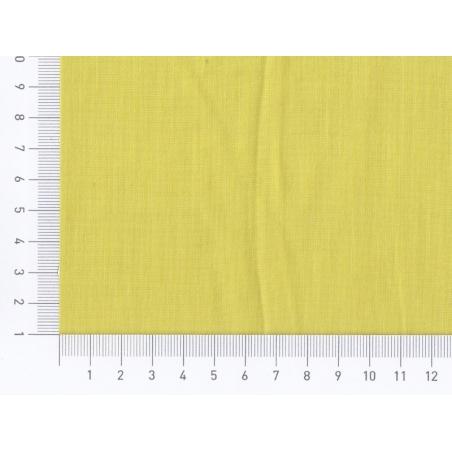 Cotton blend fabric - Fennel green
