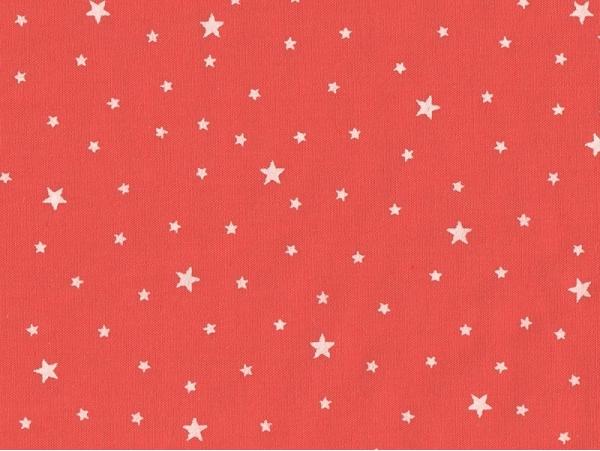 Acheter Tissu polycoton étoiles - Pamplemousse - 1,29€ en ligne sur La Petite Epicerie - Loisirs créatifs