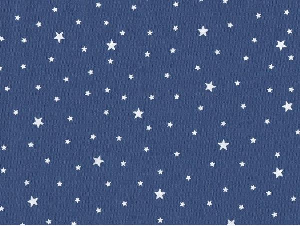 Acheter Tissu polycoton étoiles - Blueberry - 1,29€ en ligne sur La Petite Epicerie - 100% Loisirs créatifs