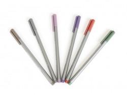 6 stylos Triplus fineliner - Couleurs Nature