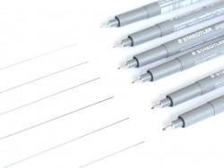 6 stylos Fineliner - Edition Johanna Basford Wonderbeast