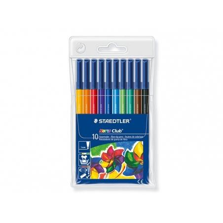 Acheter Pochette 10 feutres de coloriage - 4,99€ en ligne sur La Petite Epicerie - 100% Loisirs créatifs
