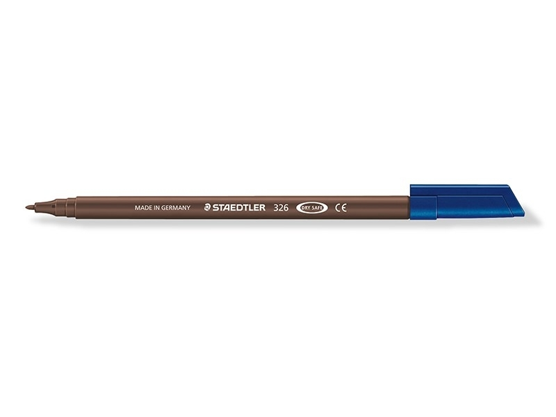 Felt pen - brown