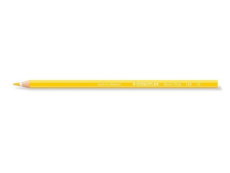 Coloured pencil - yellow