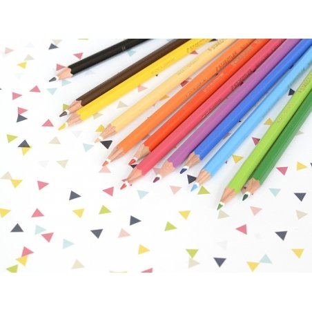 Crayon de couleur - Orange Staedtler - 3
