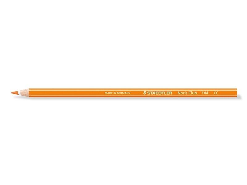 Coloured pencil - orange