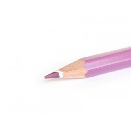 Coloured pencil - mauve