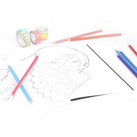 Acheter Crayon de couleur - Mauve - 3,80€ en ligne sur La Petite Epicerie - 100% Loisirs créatifs