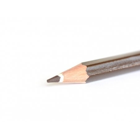 Coloured pencil - brown
