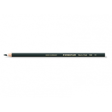 Crayon de couleur - Noir Staedtler - 1