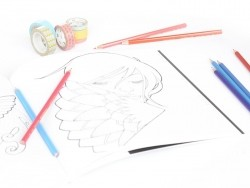 Acheter 24 Crayons de couleur - 7,60€ en ligne sur La Petite Epicerie - 100% Loisirs créatifs