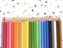 Acheter 24 Crayons de couleur - 7,60€ en ligne sur La Petite Epicerie - Loisirs créatifs