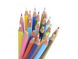 36 coloured pencils