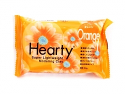 Hearty Clay - orange