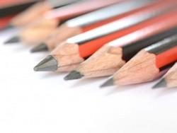 Crayon graphite - 6B