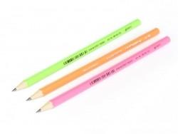 3 Crayons graphite HB - Fluo Staedtler - 1