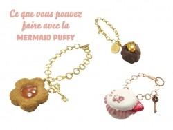 Mermaid Puffy - Keks