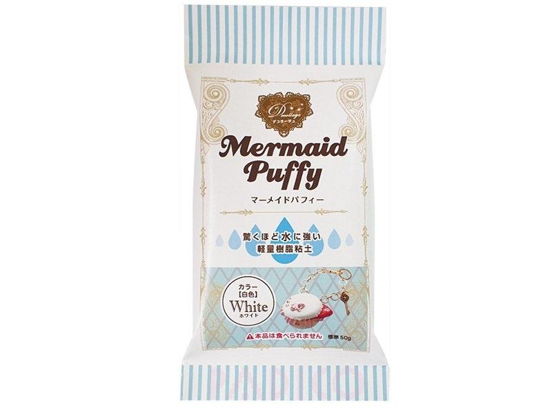 Acheter Mermaid Puffy Blanc - 5,50€ en ligne sur La Petite Epicerie - 100% Loisirs créatifs