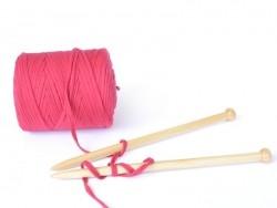Grande bobine de fil Hoooked Zpagetti - Fuchsia