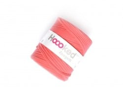 Giant Hooked Zpagetti bobbin - Coral