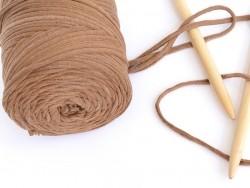 Grande bobine de fil Hooked Zpagetti - Camel