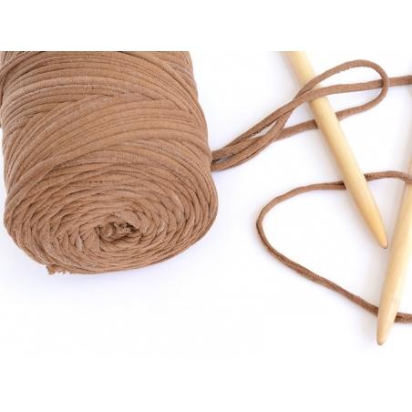 Acheter Grande bobine de fil Hoooked Zpagetti - Nuances de camel - 11,90€ en ligne sur La Petite Epicerie - Loisirs créatifs