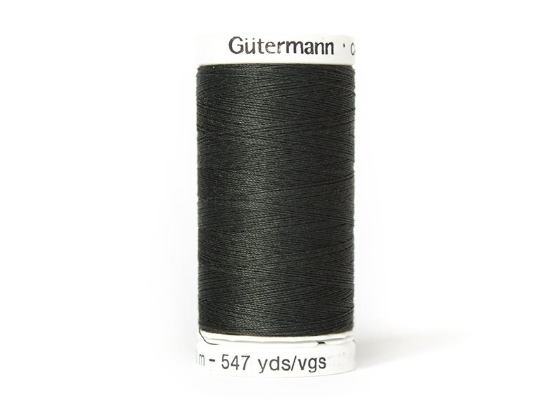 Sew-all thread - -500 m - Black (colour no. 000)