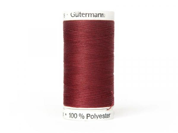 Fil pour tout coudre -500 m- rouge 46 Gütermann  - 1