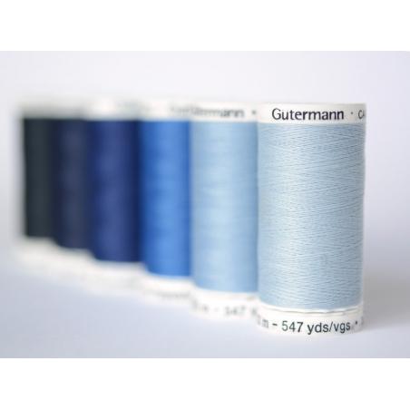 Acheter Fil pour tout coudre -500 m- bleu fumée 143 - 6,50€ en ligne sur La Petite Epicerie - Loisirs créatifs